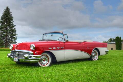 1956 Buick Convertible for sale at Hooked On Classics in Watertown MN