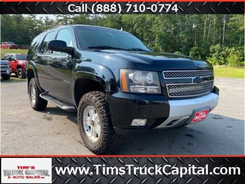 2011 Chevrolet Tahoe for sale at TTC AUTO OUTLET/TIM'S TRUCK CAPITAL & AUTO SALES INC ANNEX in Epsom NH