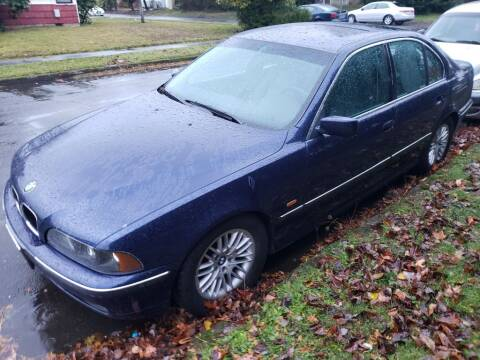 1997 BMW 5 Series for sale at KC Cars Inc. in Portland OR