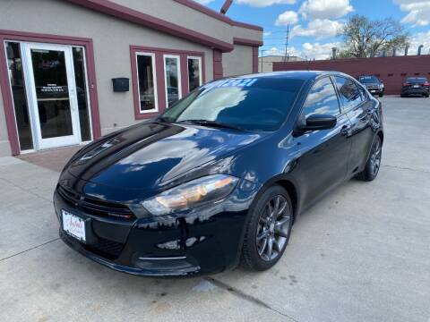 2016 Dodge Dart for sale at Sexton's Car Collection Inc in Idaho Falls ID