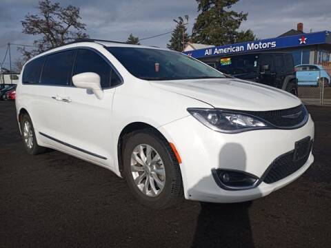 2017 Chrysler Pacifica for sale at All American Motors in Tacoma WA