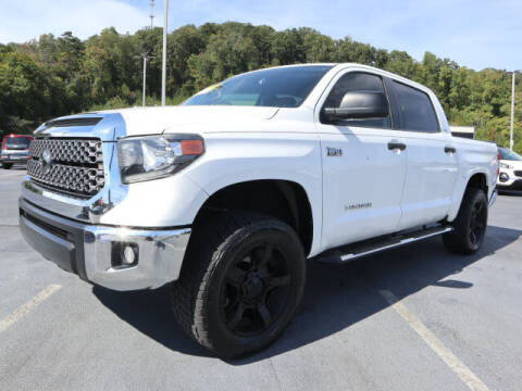 2018 Toyota Tundra for sale at RUSTY WALLACE KIA OF KNOXVILLE in Knoxville TN