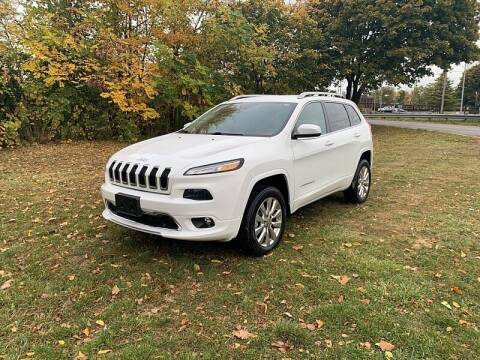 2016 Jeep Cherokee for sale at CItywide Auto Credit in Oregon OH
