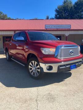 2013 Toyota Tundra for sale at PITTMAN MOTOR CO in Lindale TX