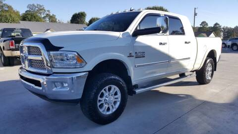 2017 RAM Ram Pickup 3500 for sale at Crossroads Auto Sales LLC in Rossville GA