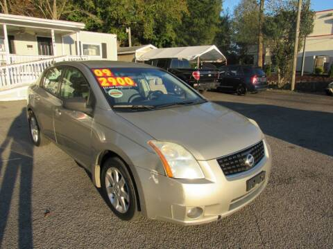 2009 Nissan Sentra for sale at Auto Bella Inc. in Clayton NC