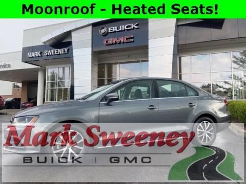 2018 Volkswagen Jetta for sale at Mark Sweeney Buick GMC in Cincinnati OH