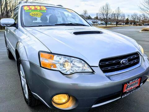 2006 Subaru Outback for sale at Bargain Auto Sales in Garden City ID