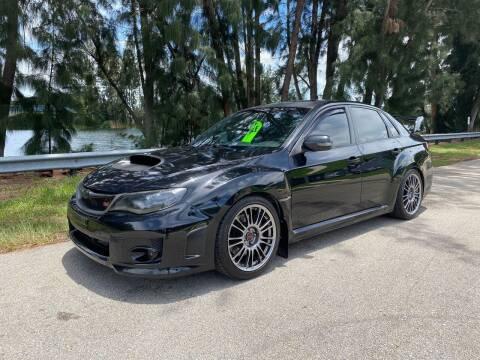 2013 Subaru Impreza for sale at Import Haven in Davie FL