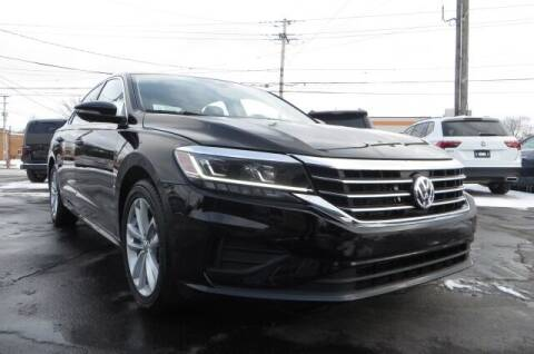 2020 Volkswagen Passat for sale at Eddie Auto Brokers in Willowick OH