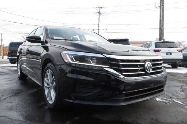2020 Volkswagen Passat for sale at Eddie Auto Brokers in Willowick OH