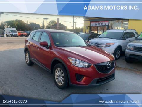 2013 Mazda CX-5 for sale at Adams Motors INC. in Inwood NY