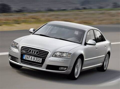 2008 Audi A8 L for sale at Michael's Auto Sales Corp in Hollywood FL