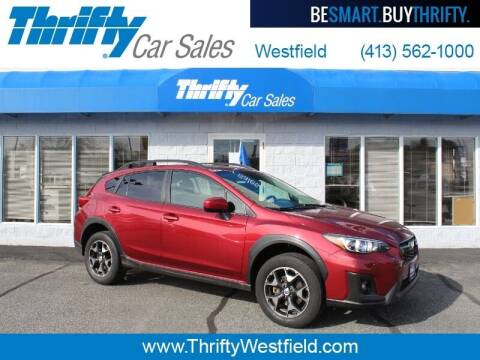 2018 Subaru Crosstrek for sale at Thrifty Car Sales Westfield in Westfield MA