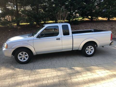2001 Nissan Frontier for sale at Douthit Automotive, LLC in Advance NC