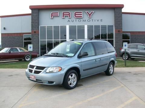 2006 Dodge Caravan for sale at Frey Automotive in Muskego WI