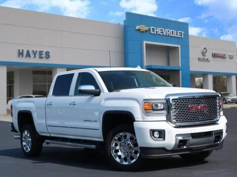 2015 GMC Sierra 2500HD for sale at HAYES CHEVROLET Buick GMC Cadillac Inc in Alto GA