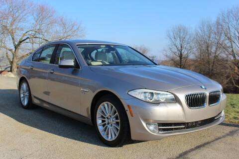 2012 BMW 5 Series for sale at Harrison Auto Sales in Irwin PA