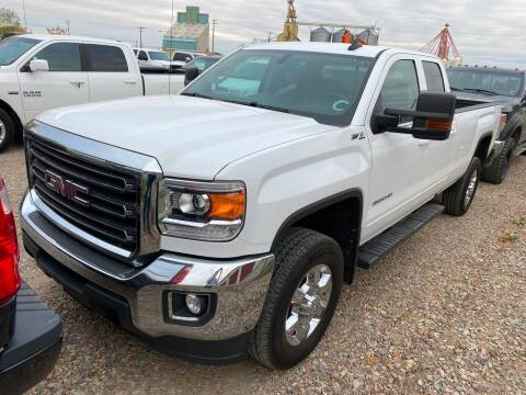 2016 GMC Sierra 3500HD for sale at Canuck Truck in Magrath AB