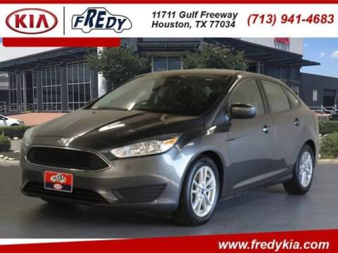 2018 Ford Focus for sale at FREDYS CARS FOR LESS in Houston TX