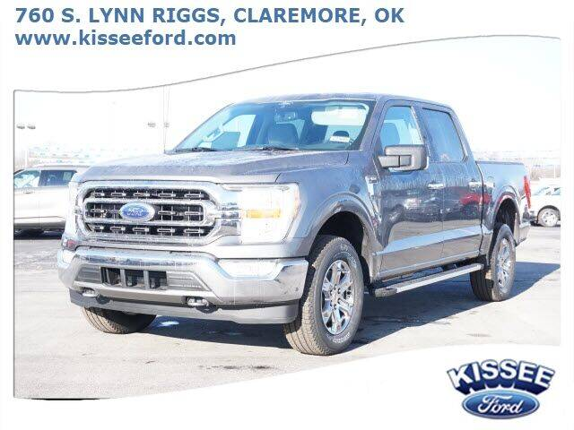 2021 Ford F-150 for sale in Claremore, OK