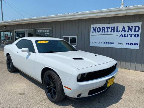 2018 Dodge Challenger for sale at Northland Auto in Humboldt IA