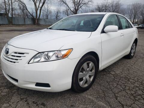 2008 Toyota Camry for sale at Flex Auto Sales in Cleveland OH