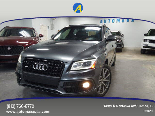 2016 Audi Q5 for sale at Automaxx in Tampa FL