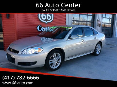 2012 Chevrolet Impala for sale at 66 Auto Center in Joplin MO