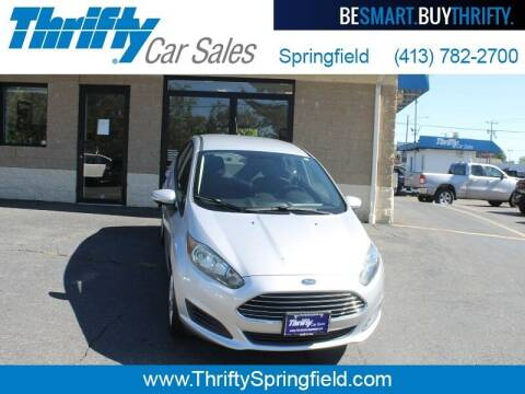 2015 Ford Fiesta for sale at Thrifty Car Sales Springfield in Springfield MA
