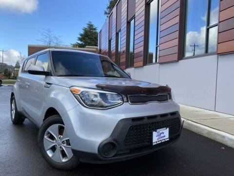 2016 Kia Soul for sale at DAILY DEALS AUTO SALES in Seattle WA