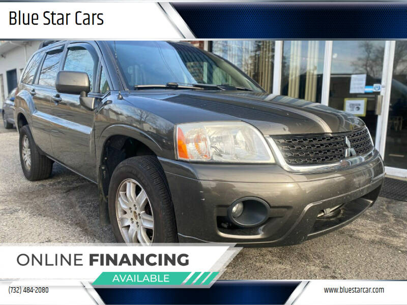 2011 Mitsubishi Endeavor for sale at Blue Star Cars in Jamesburg NJ