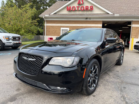2016 Chrysler 300 for sale at A 1 Motors in Monroe MI