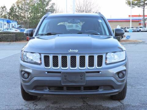 2017 Jeep Compass for sale at Auto Finance of Raleigh in Raleigh NC