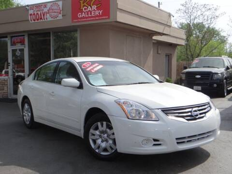 2012 Nissan Altima for sale at KC Car Gallery in Kansas City KS