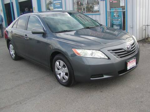 2009 Toyota Camry for sale at Primo Auto Sales in Merced CA
