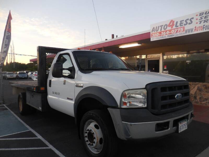 2006 Ford F-450 Super Duty for sale at Auto 4 Less in Fremont CA