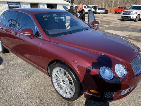 2009 Bentley Continental for sale at Ol Mac Motors in Topeka KS