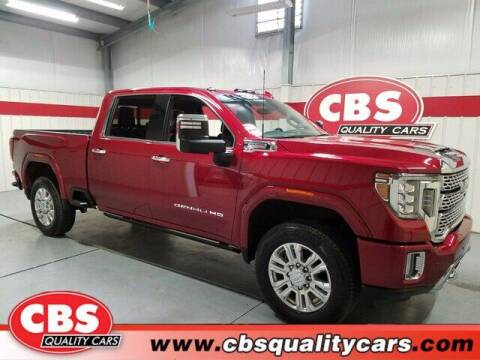 2020 GMC Sierra 2500HD for sale at CBS Quality Cars in Durham NC