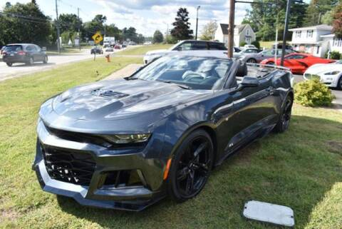 2020 Chevrolet Camaro for sale at AUTO ETC. in Hanover MA