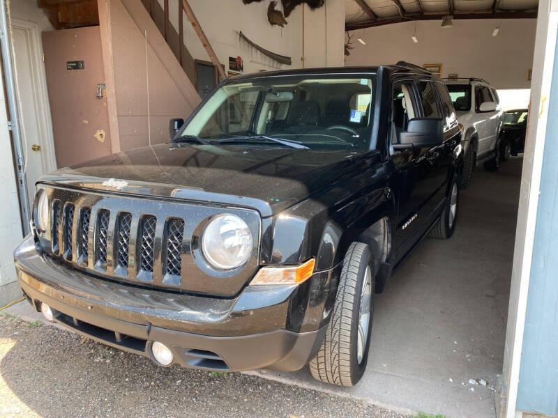 2014 Jeep Patriot for sale at PYRAMID MOTORS - Pueblo Lot in Pueblo CO