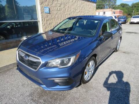 2019 Subaru Legacy for sale at Southern Auto Solutions - 1st Choice Autos in Marietta GA