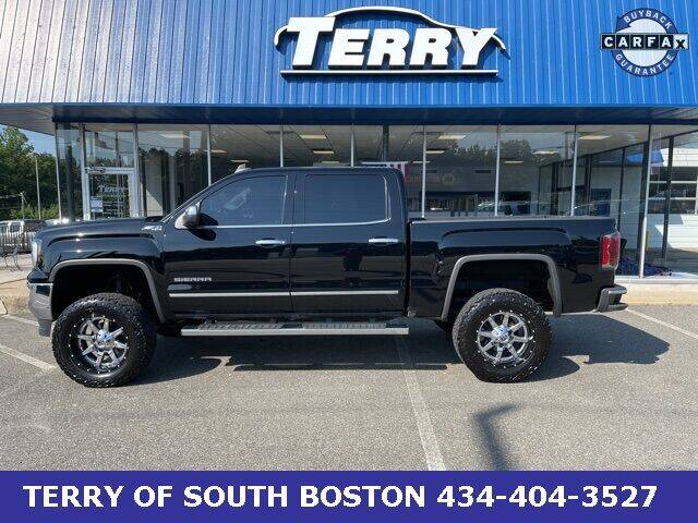 2018 GMC Sierra 1500 for sale at Terry of South Boston in South Boston VA