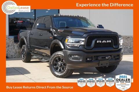 2019 RAM Ram Pickup 2500 for sale at Dallas Auto Finance in Dallas TX