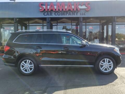 2013 Mercedes-Benz GL-Class for sale at Siamak's Car Company llc in Salem OR
