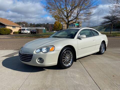 2004 Chrysler Sebring for sale at Dalton George Automotive in Marietta OH