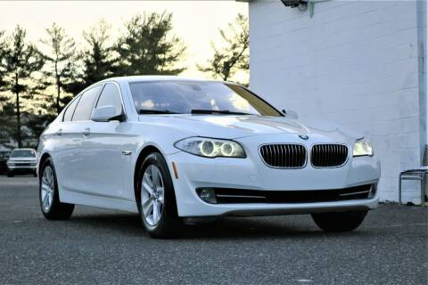 2013 BMW 5 Series for sale at High Quality Imports in Manalapan NJ