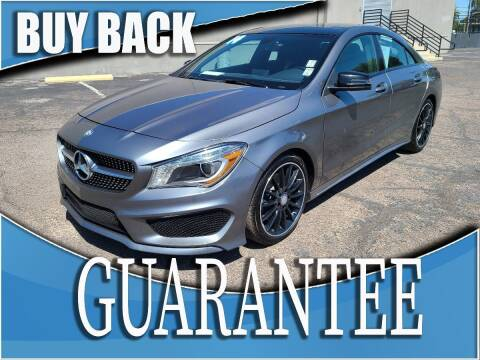 2014 Mercedes-Benz CLA for sale at Reliable Auto Sales in Las Vegas NV
