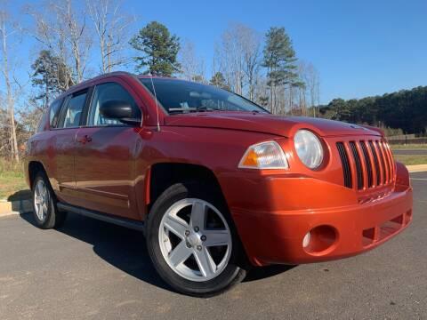 2010 Jeep Compass for sale at El Camino Auto Sales in Sugar Hill GA