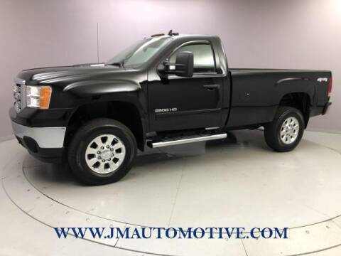 2014 GMC Sierra 2500HD for sale at J & M Automotive in Naugatuck CT
